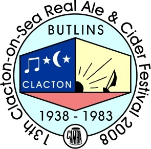 13th Clacton Festival logo