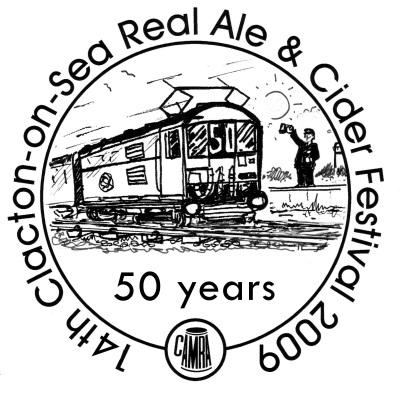 14th Clacton Festival logo