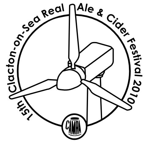15th Clacton Festival logo