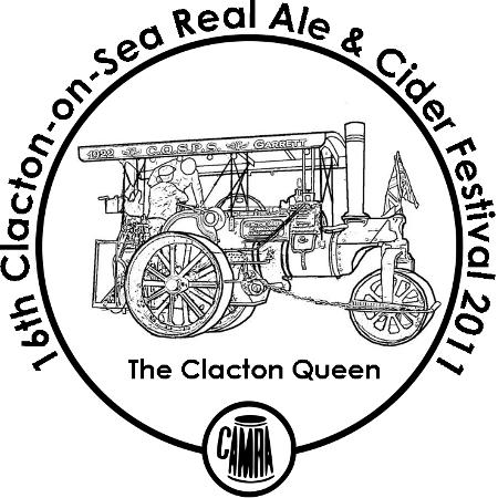 16th Clacton Festival logo