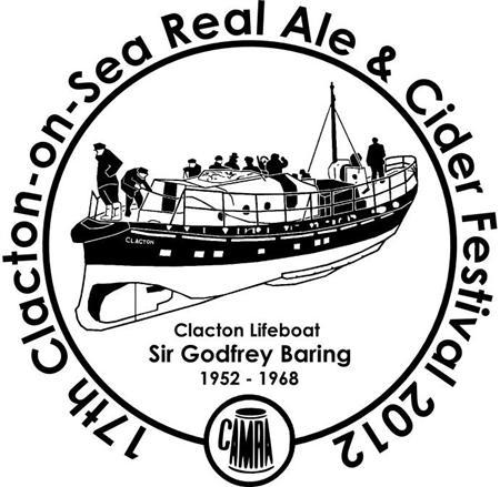 17th Clacton Festival logo