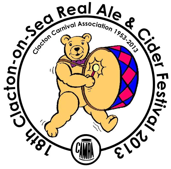 18th Clacton Festival logo