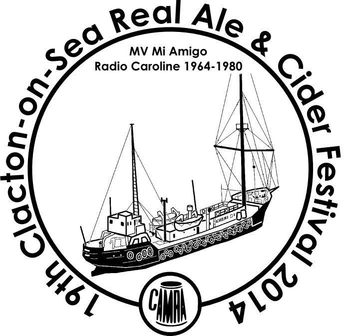 19th Clacton Festival logo