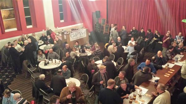 Harwich and Dovercourt Bay Winter Ale Festival 2014