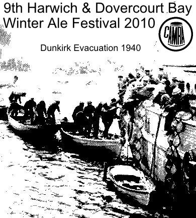 9th Harwich & Dovercourt Festival logo