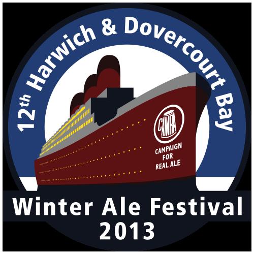 12th Harwich & Dovercourt Festival logo