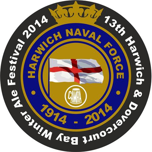 13th Harwich & Dovercourt Festival logo