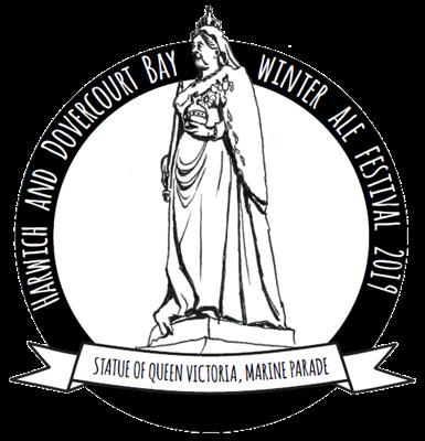 Harwich and Dovercourt Bay Winter Ale Festival logo