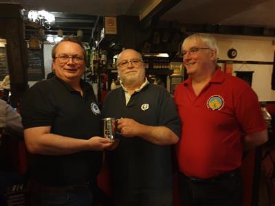 Woody, 2019 Harwich draw winner