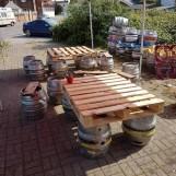 Cask tables